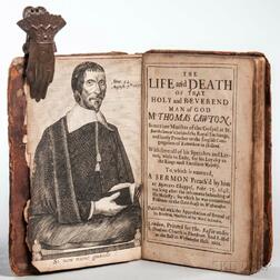 Cawton, Thomas (1627-1677) The Life and Death of that Holy and Reverend Man of God Mr. Thomas Cawton.