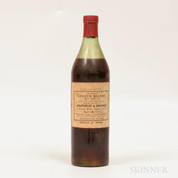 Very Superior Liqueur Brandy 60 Years Old, 1 bottle