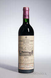 Chateau La Mission Haut Brion 1982, 1 bottle