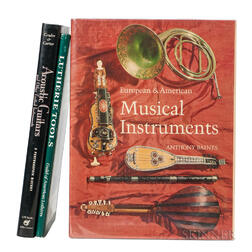 Three Books on Musical Instruments