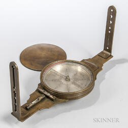 Joseph Farr Surveyor's Vernier Compass