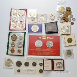 Group of Foreign Coins