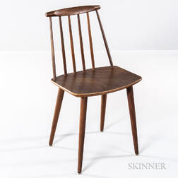 Folke Palsson for FDB Møbler Dining Chair