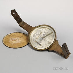 Goldsmith Chandlee Surveyor's Compass