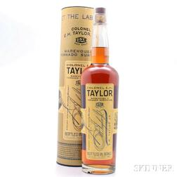 Colonel EH Taylor Warehouse C Tornado Surviving, 1 750ml bottle (ot)