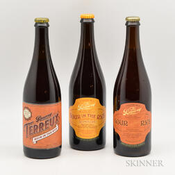 The Bruery Sour in the Rye, 3 bottles