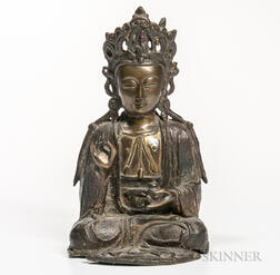 Bronze Statue of Guanyin