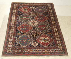 Turkish Rug with Southwest Persian Design