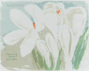 Sister Mary Corita Kent (American, 1918-1986)      Spring from Winter