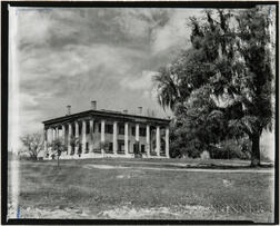 Walker Evans (American, 1903-1975)       Greenwood Plantation House, Louisiana