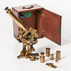 Newton & Co. Monocular Field Microscope
