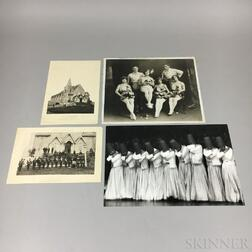 Small Group of Vintage Prints and Photographs