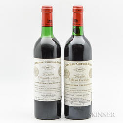Chateau Cheval Blanc 1983, 2 bottles