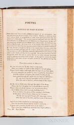 "Key, Francis Scott (1779-1843) The Analectic Magazine  , Volume IV, Containing ""The Star-Spangled Banner."""