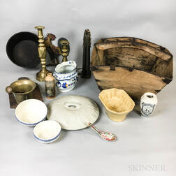Sixteen Country Household Items