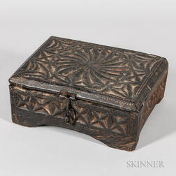 Chip-carved Box