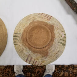 Two Sari Ware Bowls