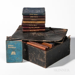 "Assembled Set of Miniature ""Shakespeare's Works,"""