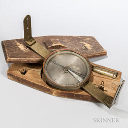 J.G. Dod Surveyor's Compass