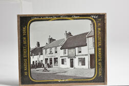 Extensive Collection of 19th Century Magic Lantern Slides