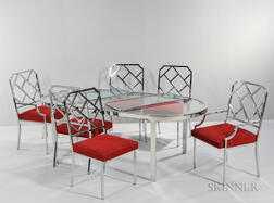 Milo Baughman Dining Room Set
