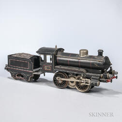 Marklin Gauge 1 Locomotive and Tender