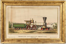 Taunton Locomotive Manfg. Co.
