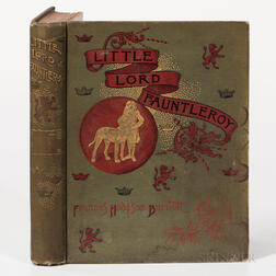 Burnett, Frances Hodgson (1849-1924) Little Lord Fauntleroy.