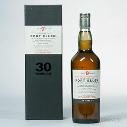 Port Ellen 30 Years Old 1979, 1 750ml bottle