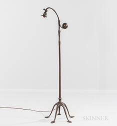 Tiffany Studios Counterbalance Floor Lamp Base