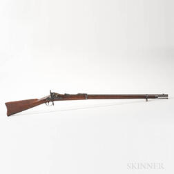 U.S. Model 1884 Trapdoor Springfield Rifle
