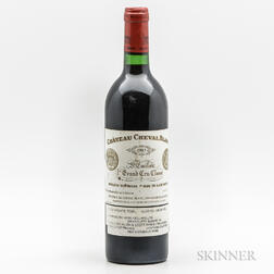Chateau Cheval Blanc 1983, 1 bottle