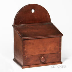 Shaker Cherry Hanging Box