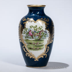 George Jones & Sons Ltd. Porcelain Vase