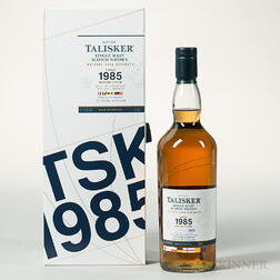 Talisker 28 Years Old 1985, 1 750ml bottle (oc)