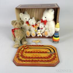 Group of Toys