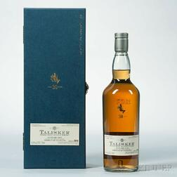 Talisker 30 Years Old, 1 750ml bottle