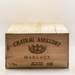 Chateau dAngludet 2015, 12 bottles (owc)