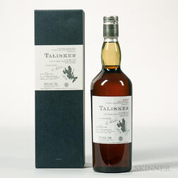 Talisker 25 Years Old 1975, 1 750ml bottle