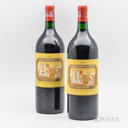 Chateau Ducru Beaucaillou 1986, 2 magnums