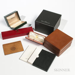 Blancpain Watch Box and Others