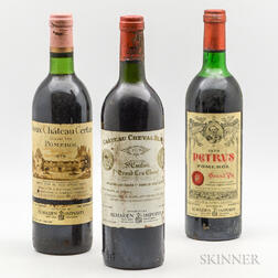 Right Bank Selection, 3 bottles