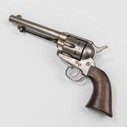 Colt Martially Marked Model 1873 Single-action Army Revolver