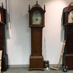 Mahogany Tall Clock