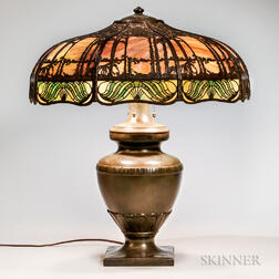 Table Lamp After Handel