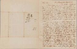 Pickering, Timothy (1745-1829) Autograph Letter Signed, Washington, D.C., 16 January 1806.