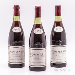 Parent Pommard Les Epenots 1976, 3 bottles