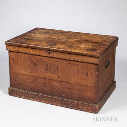 Military Chest Used by Major General Ulysses S. Grant