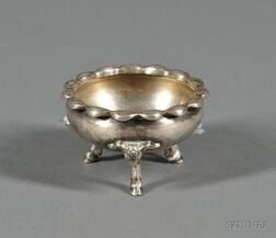 Silverplated Dish for Passover Haroset