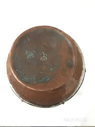 Roycroft American Beauty Copper Vase